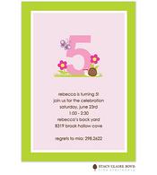 Little Sweetheart Kids Party Invitation