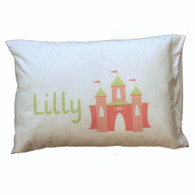 Personalized Pillowcase - Castle