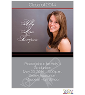 Diploma Digital Graduation Announcement