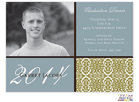 Photo Graduation Announcement