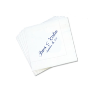 3-Ply Solid Beverage Napkins