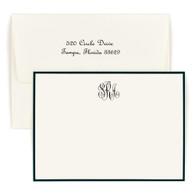 Delavan Monogrammed Card