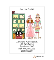Our New Castel Vertical City Moving Card
