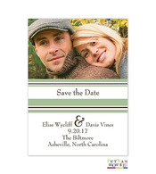 Digital Photo Save The Date