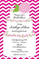 Wedding Cake Custom Invitation
