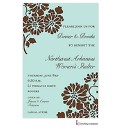 Cocoa Buds Invitation