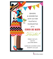 Fiesta Duo Invitation