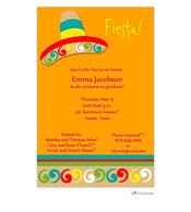 Fiesta Invitation