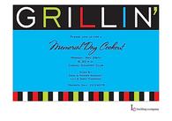 Grillin' Invitation