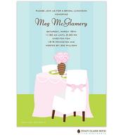 Bridal Lucheon Invitation