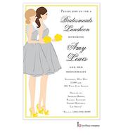 Bridesmaids Duo Invitation