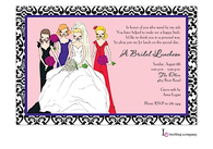 City Bride Invitation