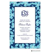 CoCo - Blue Invitation