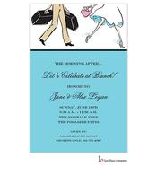 Couple Brunch Invitation