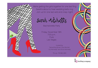 Legs Invitation