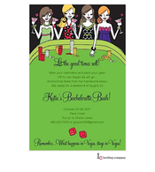 Lucky Ladies Invitation