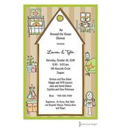Around The House Invitation