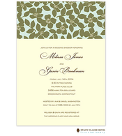 Bloom Invitation