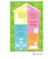 Posh House Invitation