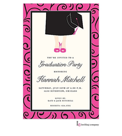 Grad Gal Invitation