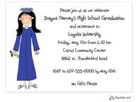 Graduate Horizontal Invitation