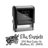 Ella Return Address Stamp