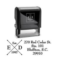 Ethan Return Address Stamp