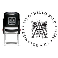 Personalized Annabeth Return Address Stamp