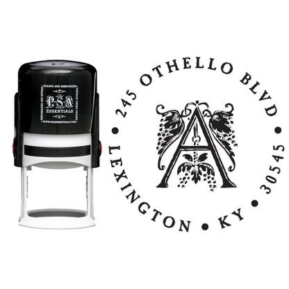 Personalized Annabeth Return Address Stamp