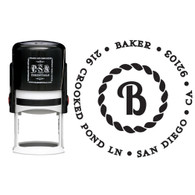 Personalized Baker Return Address Stamp
