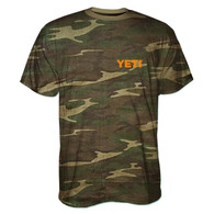 Yeti Coolers Built for the Wild Camo T-Shirt