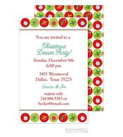Douglas Holiday Invitation