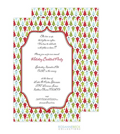 Bliss Holiday Invitation