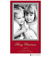 A Christmas Story Flat Digital Holiday Photo Card
