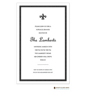Simple Marquee Invitation