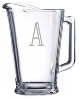 Personalized 60oz Pitcher (Glass)