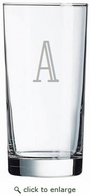 Personalized 15.25oz Highball - Set of 6 (Glass)