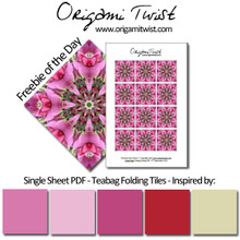 4th Sept 2013 Single Sheet PDF, 12 tiles to a page.