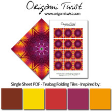 4th Aug 2013 Single Sheet PDF, 12 tiles to a page.