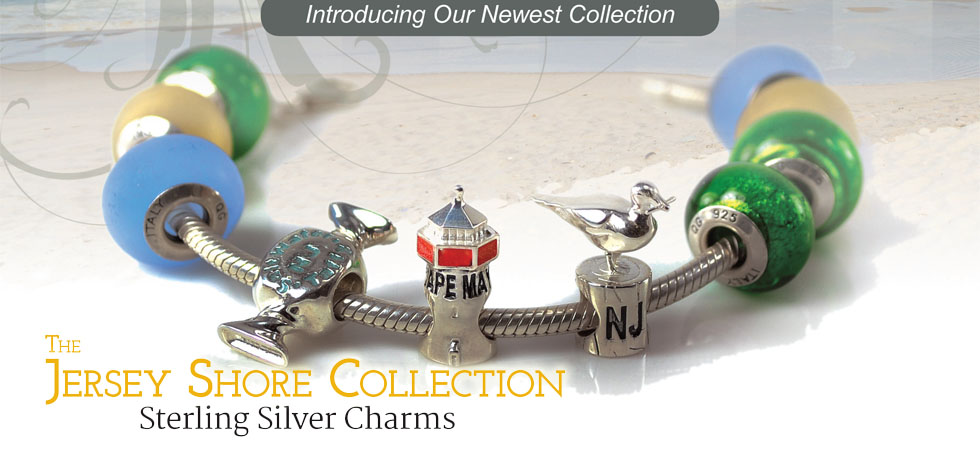 Click here to view Jersey Shore charms