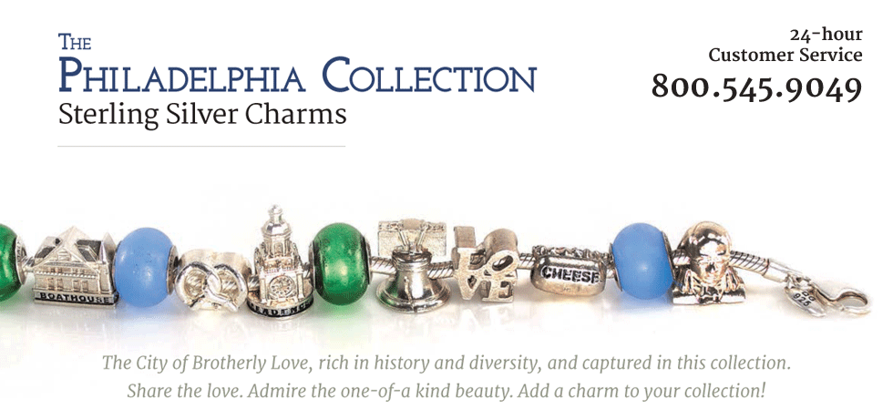 Click here to view Philadelphia charms