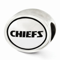 Kansas City Chiefs NFL Bead