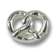 Philly Pretzel Charm