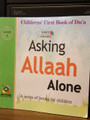 Askig Allaah Alone by Darul kitab Publications