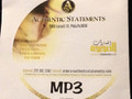 General Issues W/ Q&A (Masjid Rahmah Seminar / 2006) - Shaykh Muhammad Ibn Ramzaan Al Haajiri