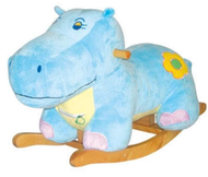 HIPPO ROCKER by Charm Co.