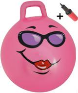 Hoppity Hop Ball Adult Size (pink)