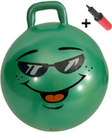 Sit n Bounce Ball: Green (XL)