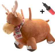 Bouncy Deer