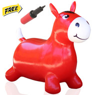 Bouncy Horse: Johnny (red)
